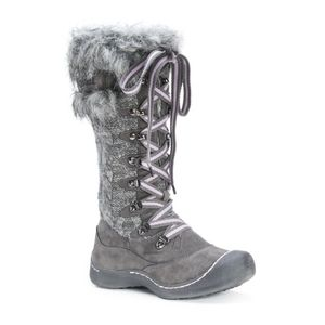 Muk Luks Gwen Polyester/Faux Fur Winter Snow Boots